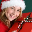 Christmas Present — Stock Photo #9659102