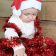 Christmas baby — Stock Photo #9660057