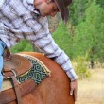 Passionate cowboy — Stock Photo #9660286
