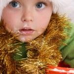 Baking Christmas Cookies — Stock Photo #9660338