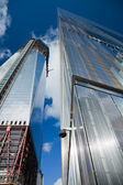 NEW YORK CITY - OCTOBER 3: One World Trade Center — Stok fotoğraf