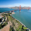 The Golden Gate Bridge — Stock Photo #8029590