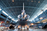 CHANTILLY, VIRGINIA - OCTOBER 10: Space Shuttle Enterprise — Foto de Stock