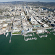 Stock Photo: The Oakland City