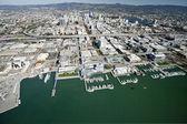 The Oakland City — Stock Photo