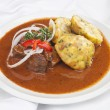 Hungarian goulash — Stock Photo #9837985
