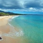 Big Beach on Maui Hawaii Island — Stock Photo #9925915