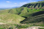 весна горы в ашхабаде, туркменистан — Стоковое фото