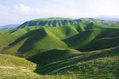 Spring mountains in Turkmenistan Ashgabad — Stock Photo