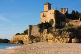 Old spanish castle. — Stock Photo