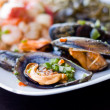 Mussel. — Stock Photo