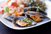 Mussel. — Stock Photo