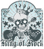 Rock n roll symbol 3 — Vetorial Stock