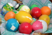 Easter eggs. — Stock fotografie