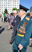 Victory Day. Portrait of the veteran. — Foto de Stock