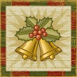 Royalty-Free Stock Vector Image: Retro Christmas bells