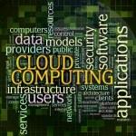 Cloud computing — Stock Photo #10165641
