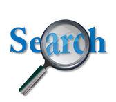 Web search — Stock Photo