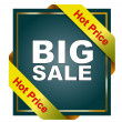 Big sale — Foto de Stock