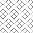 Seamless fence chain — Stock Photo #9554349