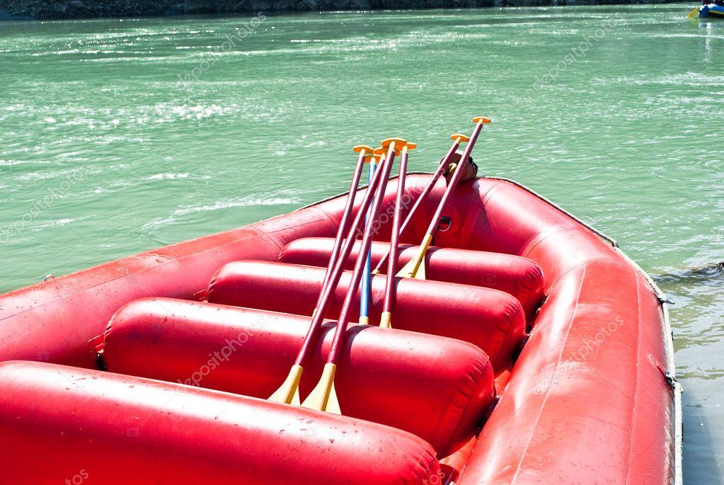 что за лодка рафт