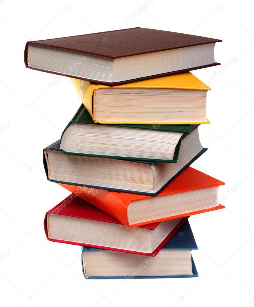 стопка книг картинка