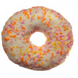 Sprinkle donut — Stock Photo