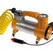 Stock Photo: Car air compressor