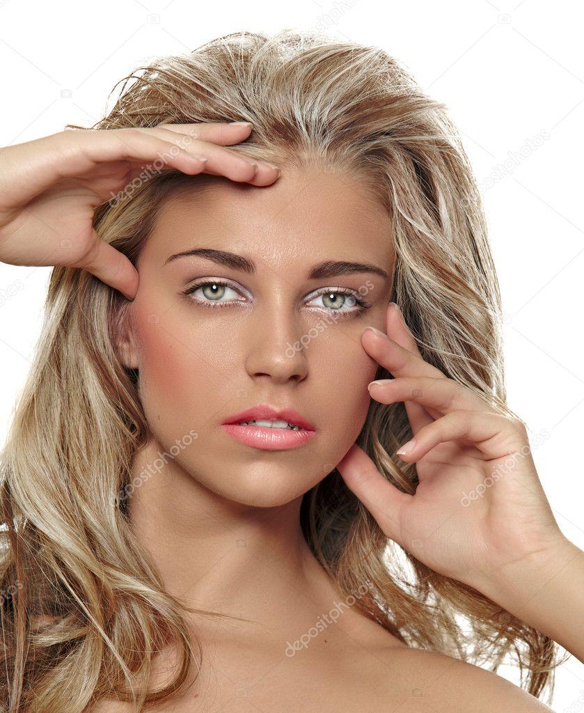 Фото смуглые блондинки 2 фотография