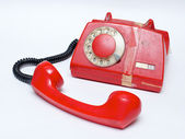 Telephone apparatus — Stock Photo