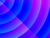 Abstract radio wave background — Stock Photo