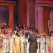 Постер, плакат: A final of the opera Aida
