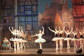 Απόσπασμα από το μπαλέτο — Stockfoto