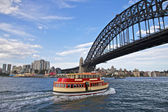 Sydney Harbour Ferry — Stock Photo