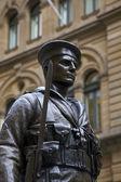Australian Soldier — Stock Photo