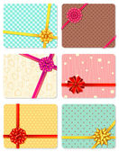Gift Ribbon — Vector de stock