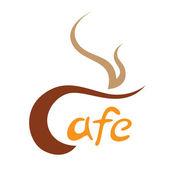 Warme koffie — Stockvector