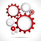 Progettazione web astratta — Vettoriale Stock