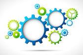 Diseño web resumen — Vector de stock