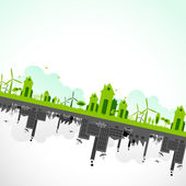 Duurzaamheid van de aarde — Stockvector