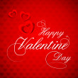 Valentine Card — Vector de stock  #8300887