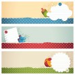 Royalty-Free Stock Vector Image: Kids Banner