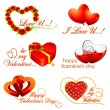 Royalty-Free Stock Imagen vectorial: Love Text