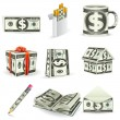 Dollar Things — Stock Vector #8569133