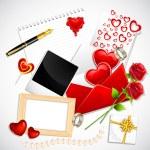 Love Stuff — Stock Vector