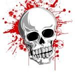 Scary Skull — Stock Vector #8607050