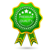 Premium Quality Badge — Stockvector