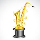 Musikpreis — Stockvektor