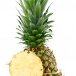 Royalty-Free Stock Photo: Fresh pineapple isolated