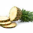 Fresh pineapple — Stock Photo